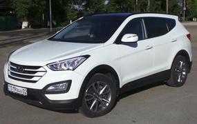 Hyundai Santa Fe 4-6 мест