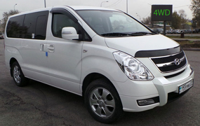 Hyundai Grand Starex H1 (4WD)